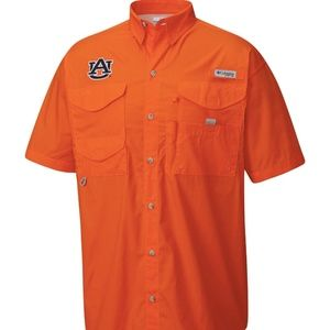 Columbia Collegiate PFG Tamiami Short Sleeve M